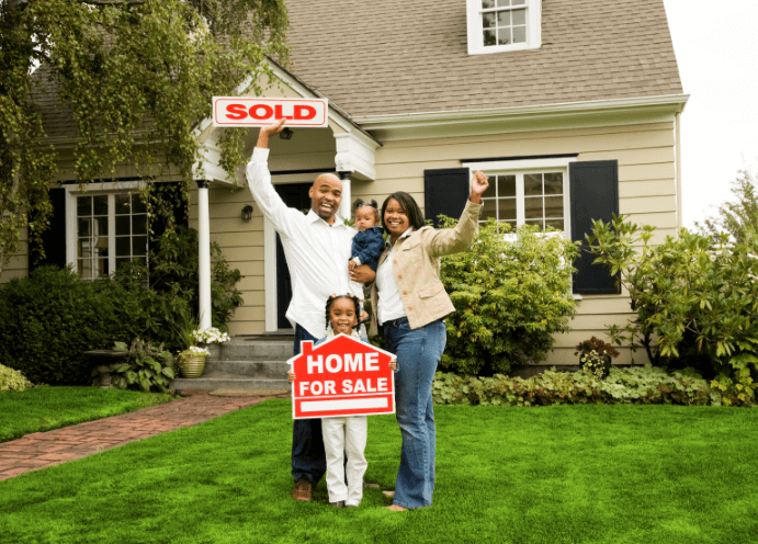 land home financial buyer and sellers market