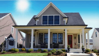 Land Home Financial Single-Family Home