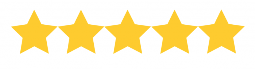 Google My Business 5-Star Rating