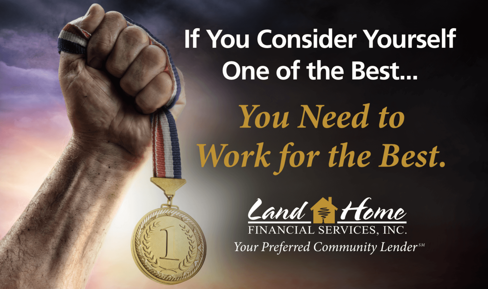 Work for Land Home Financial Florida